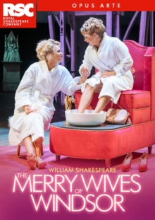 Image for The Merry Wives of Windsor: Royal Shakespeare Company