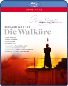 Image for Die Walküre: Bayreuth Festival Orchestra (Thielemann)