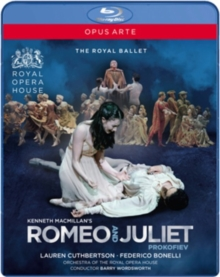 Image for Romeo and Juliet: Royal Opera House (Wordsworth)