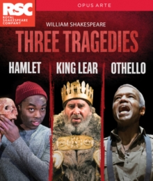 Image for Shakespeare: Three Tragedies