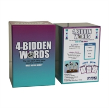 Image for 4 Bidden Words Adult Party Game