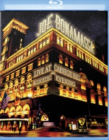 Image for Joe Bonamassa: Live at Carnegie Hall - An Acoustic Evening