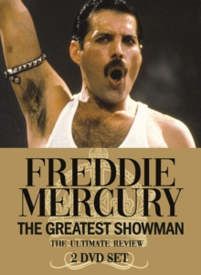 Image for Freddie Mercury: The Greatest Showman