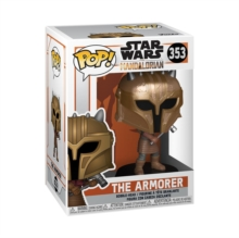 Image for Funko Pop! Star Wars : Mandalorian - The Armor Bobblehead