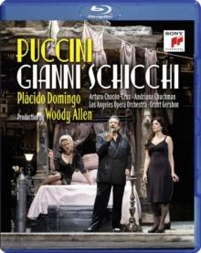 Image for Gianni Schicchi: Los Angeles Opera (Gershon)