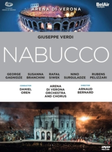 Image for Nabucco: Arena Di Verona (Oren)