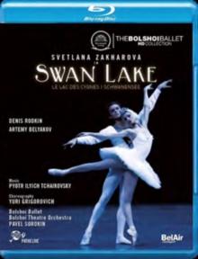 Image for Swan Lake: Bolshoi Ballet