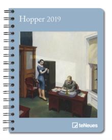 Image for 2019 HOPPER DELUXE DIARY 165 X 216 CM