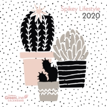 Image for SPIKEY LIFESTYLE GREENLINE 30 X 30 CM GR
