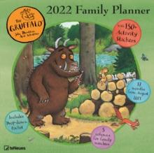 Image for Gruffalo Square Wall Planner Calendar 2022