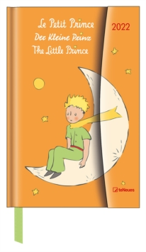 Image for LITTLE PRINCE SMALL MAGNETO DIARY 2022