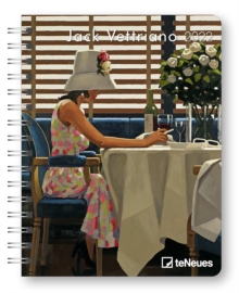 Image for JACK VETTRIANO DELUXE DIARY 2022