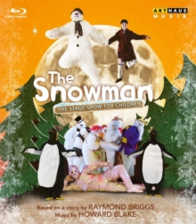 Image for The Snowman: The Stage Show