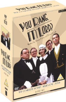 Image for You Rang M'Lord: The Complete Series 1-4 (Box Set)