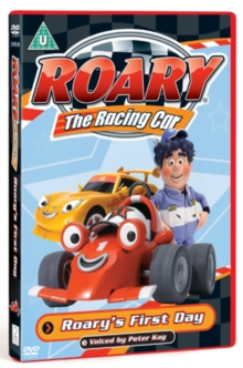 Image for Roary the Racing Car: Roary's First Day
