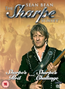 Image for Sharpe's Challenge/Sharpe's Peril