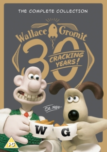 Image for Wallace and Gromit: The Complete Collection