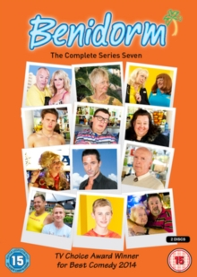 Image for Benidorm: The Complete Series 7