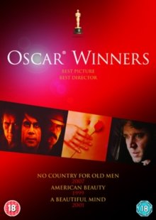 Image for No Country for Old Men/A Beautiful Mind/American Beauty