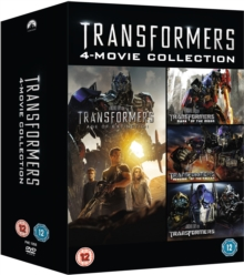 Image for Transformers: 4-movie Collection