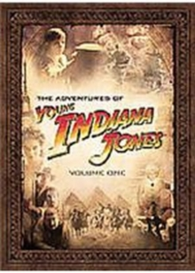 Image for The Adventures of Young Indiana Jones: Volume 1 - The Early Years
