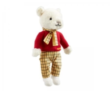 Image for Rupert Standing Soft Toy