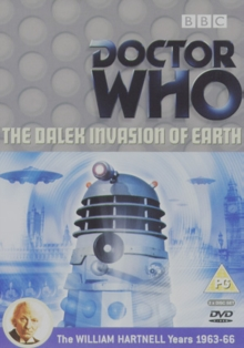 Image for Doctor Who: The Dalek Invasion of Earth