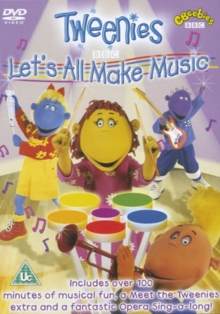Image for Tweenies: Let's All Make Music