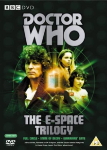 Image for Doctor Who: E-space Trilogy