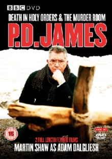 Image for P.D. James: Death in Holy Orders/The Murder Room