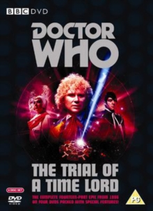 Image for Doctor Who: The Trial of a Timelord