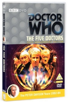 Image for Doctor Who: The Five Doctors (Anniversary Edition)
