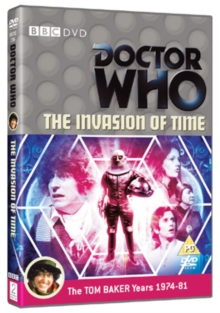 Image for Doctor Who: The Invasion of Time