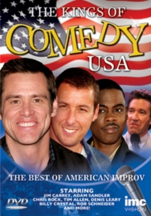 Image for The Kings of Comedy USA: The Best of American Stand Up