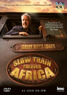 Image for Griff Rhys Jones - Slow Train Through Africa