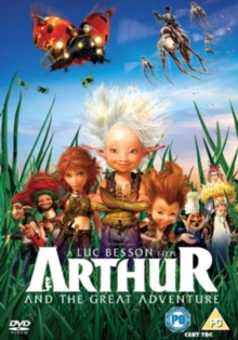 Image for Arthur and the Great Adventure