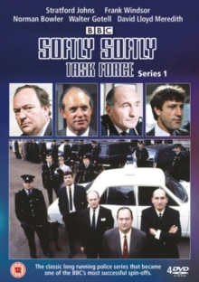 Image for Softly Softly Task Force: Series 1