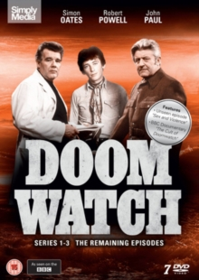 Image for Doomwatch: Series 1-3