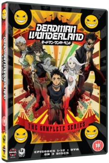 Image for Deadman Wonderland: The Complete Series