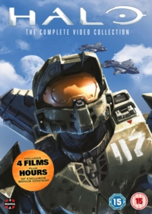 Image for Halo: The Complete Video Collection