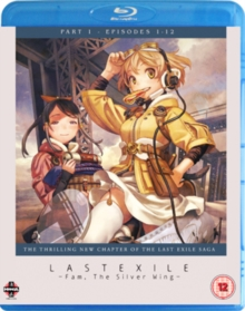 Image for Last Exile - Fam, the Silver Wing: Part 1