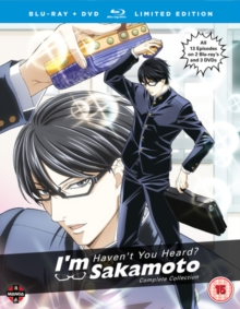 Image for Haven't You Heard? I'm Sakamoto: Complete Collection