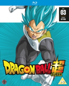 Image for Dragon Ball Super: Part 3