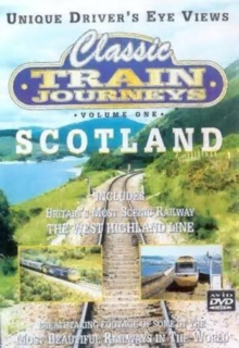 Image for Classic Train Journeys: Scotland