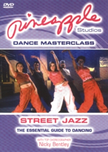 Image for Pineapple Studios Dance Masterclass: Street Jazz