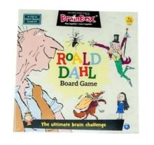 Image for Brainbox Roald Dahl Board Game
