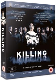 Image for The Killing: Season 1