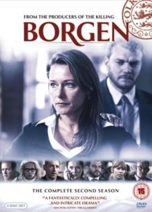 Image for Borgen: The Complete Second Season