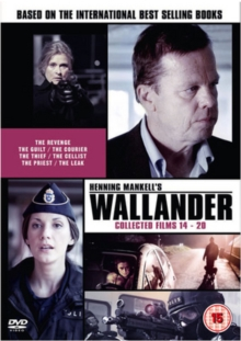 Image for Wallander: Collected Films 14-20
