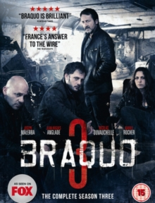 Image for Braquo: The Complete Season Three
